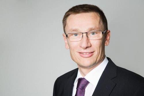 26. Mai: Adi Achermann wird zum neuen Kommandanten der Luzerner Polizei ernannt. Er ersetzt nach der Polizei-Affäre den umstrittenen Beat Hensler. (Bild: PD)