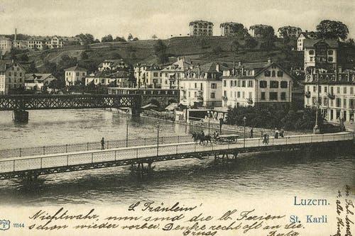 St. Karli, 1903 (Bild: PD)