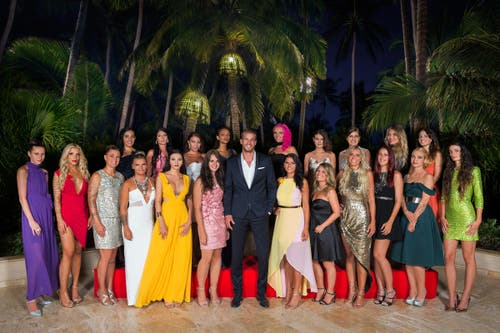 Gruppenbild aller 21 Kandidatinnen. (Bild: PD)