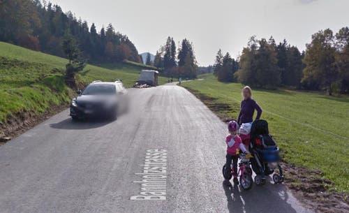 Zugerberg (Bild: Google Street View)