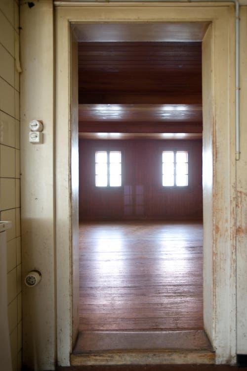 Blick in ein Zimmer des Pächterhauses (Bild: Manuela Jans-Koch/Neue LZ)