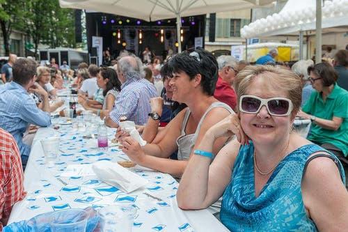 Sommer , Musik, Stadtfest. Was will man mehr? (Bild: pd)