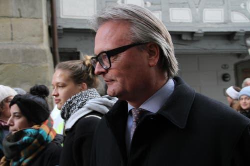 Stefan Roth (CVP) (Bild: Ramona Geiger / luzernerzeitung.ch)