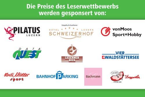 Senden Sie uns Ihr Leserbild zum Thema «Die Zentralschweiz im EM Fieber» und gewinnen Sie tolle Preise! (Bild: Grafik Neue LZ)