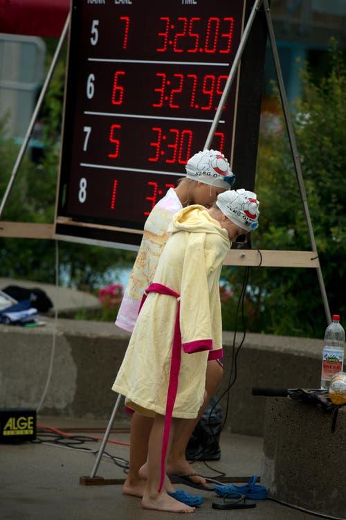 Impression der Meisterschaft (Bild: Nadia Schärli (Neue LZ))