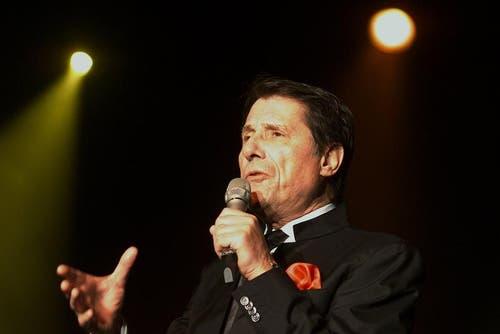 2004 gibt Udo Jürgens wiederum in der ausverkauften Stadthalle in Sursee ein Konzert. (Bild: Archiv Neue LZ / Fabienne Arnet)