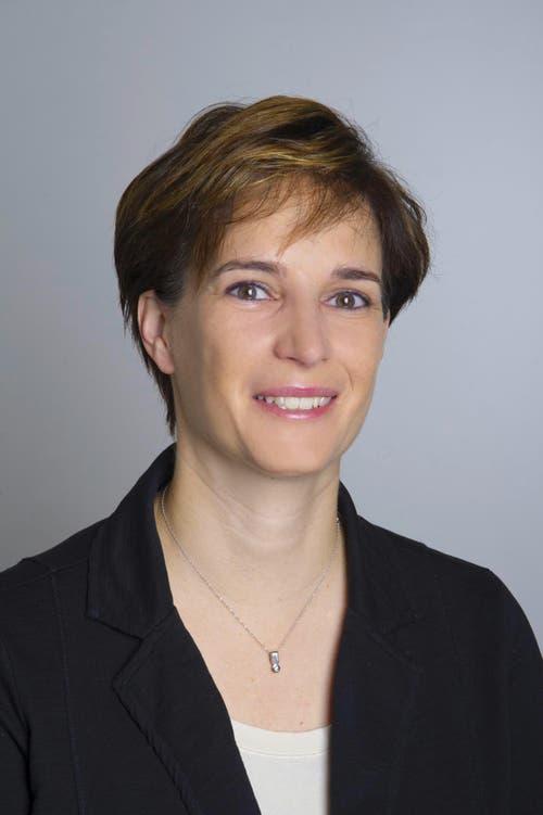 Ennetbürgen Gemeinderat: Catherine Zimmermann, SVP, 44, neu. (Bild: pd)