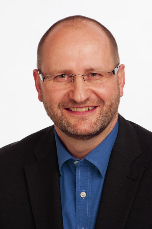 Rudolf Wanzenried, Buochs, Adm. Leiter/CFO, FDP, neu. (Bild: pd)