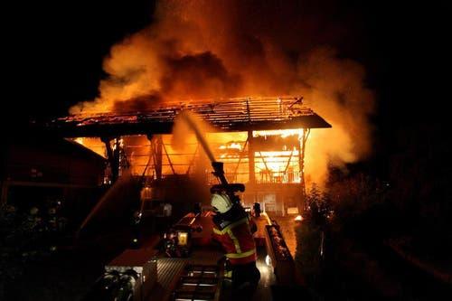 Bild: Freiwillige Feuerwehr Zug