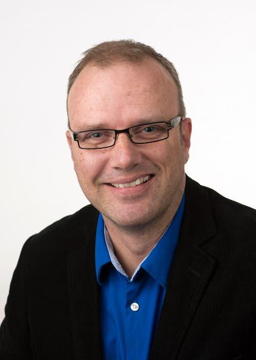 Bruno Christen, Buochs, Geschäftsführer, CVP, neu. (Bild: pd)