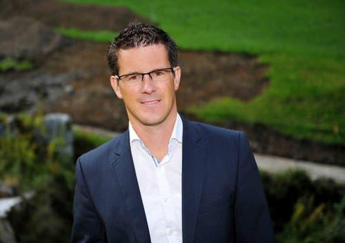 Beckenried Gemeinderat: Urs Christen, FDP, 33, bisher. (Bild: Corinne Glanzmann (Neue NZ) (Neue Nidwaldner Zeitung))