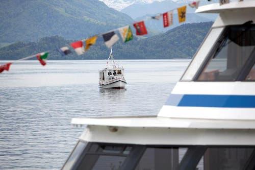 Ab dem 15. Mai ist das älteste Motorschiff auf dem Zugersee wieder als Passagierschiff im Einsatz und somit ein voller Bestandteil der Zugerseeflotte. (Bild: Christoph Borner-Keller / Neue ZZ)