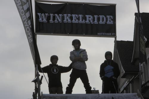 Die Helden sind bereit. (Bild: André A. Niederberger / Neue NZ)