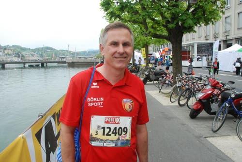 Anton Gwerder aus Cham. (Bild: Swiss-Image)