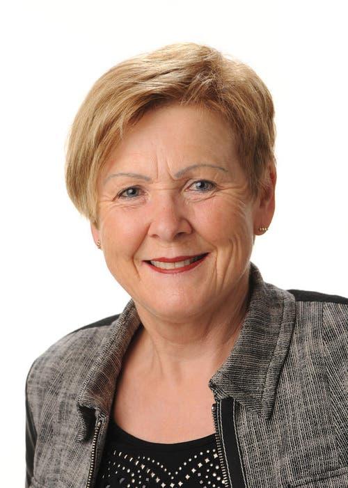 Marianne Blättler, Hergiswil, Betriebsökonomin FH, 1957, CVP, bisher. (Bild: PD)