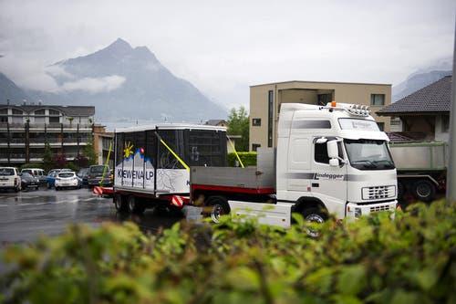 Bild: Corinne Glanzmann / Neue NZ