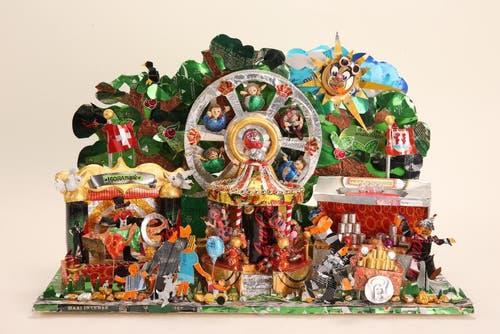 «Luna Park» von Jean-Louis Schwander, Renens VD (Bild: pd)