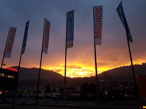 Betriebszentrale der Genossenschaft Migros Luzern in Dierikon (Bild: Andreas Zumstein)