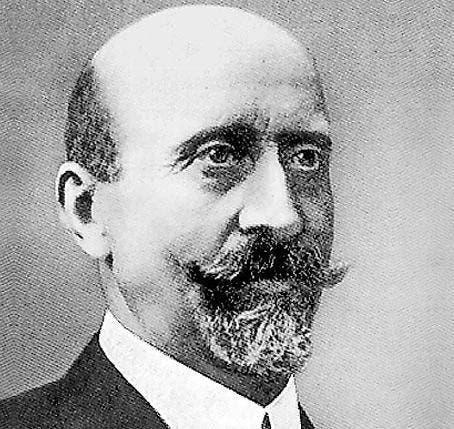 Josef Schobinger (CVP), Kanton Luzern, Im Bundesrat von 1908 - 1911 (im Amt gestorben). (Bild: Archiv Neue LZ)