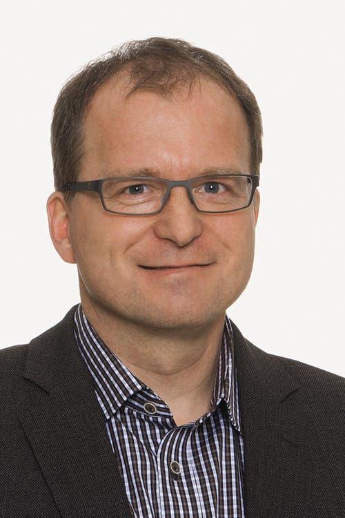 Boris Camenzind, FDP Sarnen, bisher (Bild: PD)