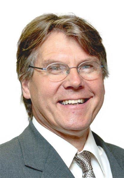 Hans Unternährer, SVP Kerns, bisher (Bild: PD)