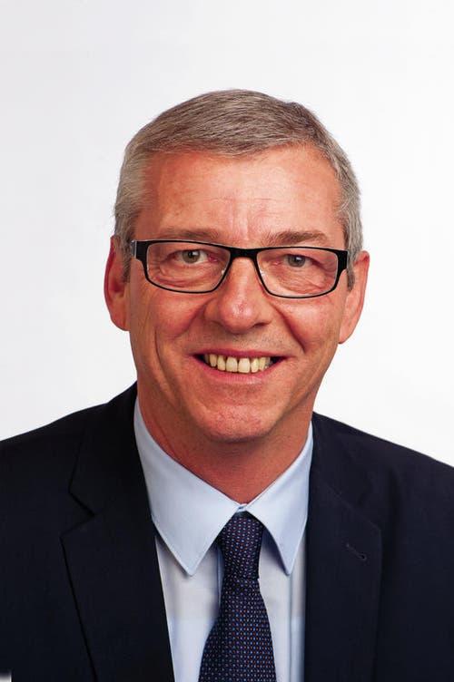 Karl Tschopp, lic. iur. Rechtsanwalt, 1960, FDP, bisher. (Bild: PD)