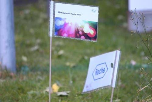 Auf dem Gelände der Firma Roche hätte ein Fest stattfinden sollen. Diese wurde nach den tragischen Todesfällen abgesagt. (Bild: Neue ZZ)