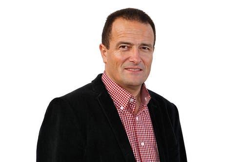 Peter Wälti, CVP Giswil, bisher (Bild: PD)