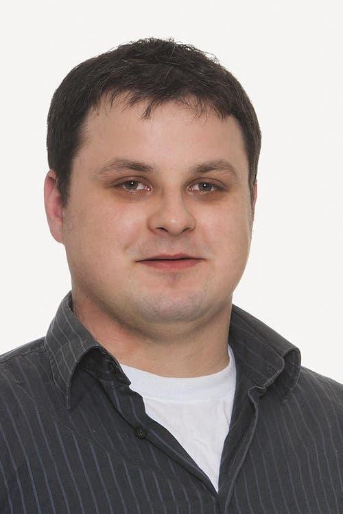 Christian Limacher, FDP Alpnach, bisher (Bild: PD)