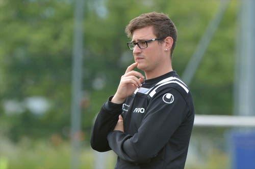 Trainer FC Thun. (Bild: Martin Meienberger)