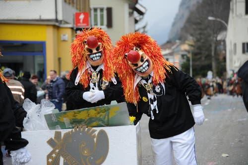 Bild: Urs Hanhart/UZ (Erstfeld, 11. Februar 2018)