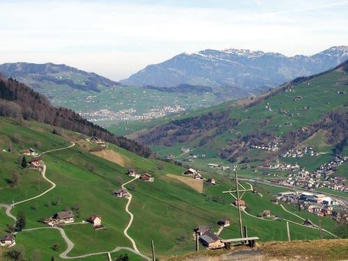 Hächlisberg, Hornwald in Dallenwil (Bild: pd)