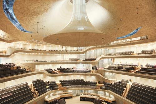 Elbphilharmonie Grosser Saal (Bild: Maxim Schulz)