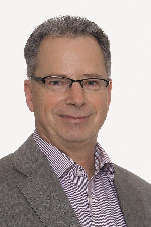 André Strasser, FDP Giswil, bisher (Bild: PD)