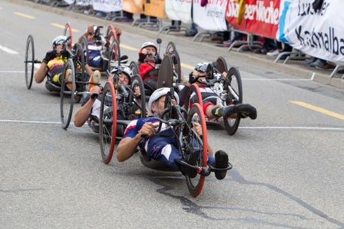 10-km-Wettkampf (Bild: Beat Blättler)