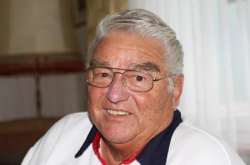 10. Dezember: Der ehemalige Urner Regierungsrat und Landammann Carlo Dittli ist im Alter von 76 Jahren gestorben. Dittli gehörte der Exekutive des Kantons Uri bis 1996 an. (Bild: Florian Arnold / Neue UZ)