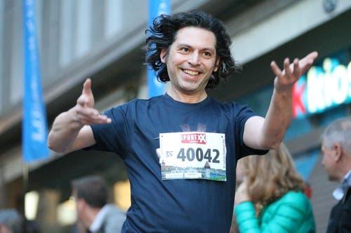 Edoardo Sassone aus Luzern (Bild: Philipp Schmidli)