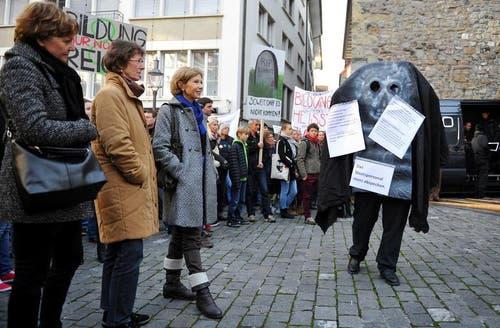 Bild: Corinne Glanzmann / Neue LZ