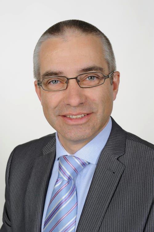 Ennetbürgen Gemeinderat: Franz Mathis, FDP, 46, neu. (Bild: pd)
