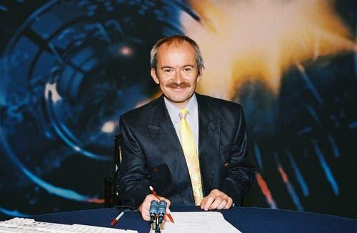 1992: Hansjörg Enz (Bild: SRF)
