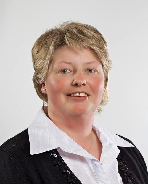 Beckenried Gemeinderat: Margrit Murer, CVP, 48, bisher. (Bild: Oliver Mattmann / Neue NZ)