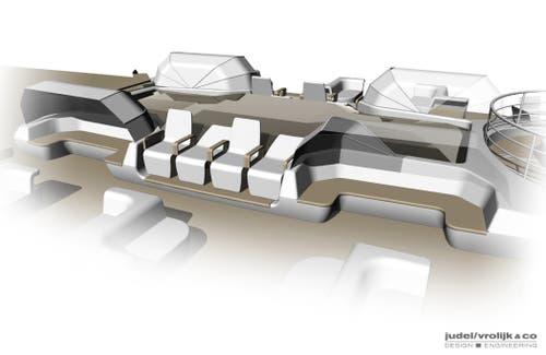 Das Schiff kostet die SGV 14 Millionen Franken. (Bild: Visualisierung judel / vrolijk & co)