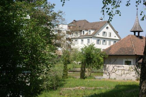 Kanton Zug: Kloster Heiligkreuz (Bild: Kloster Heiligkreuz)