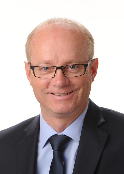 Joseph Niederberger, Oberdorf, Agenturleiter, 1969, CVP, bisher. (Bild: PD)