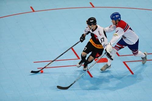 Die Schweizer, hier im Bild die Nummer 57, hielten mit, aber scheiterten am Ende knapp. (Bild: Stefan Kaiser (Neue ZZ))