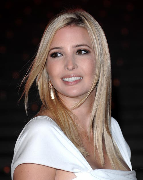 Ivanka Trump am 21. April 2009. (Bild: Keystone)