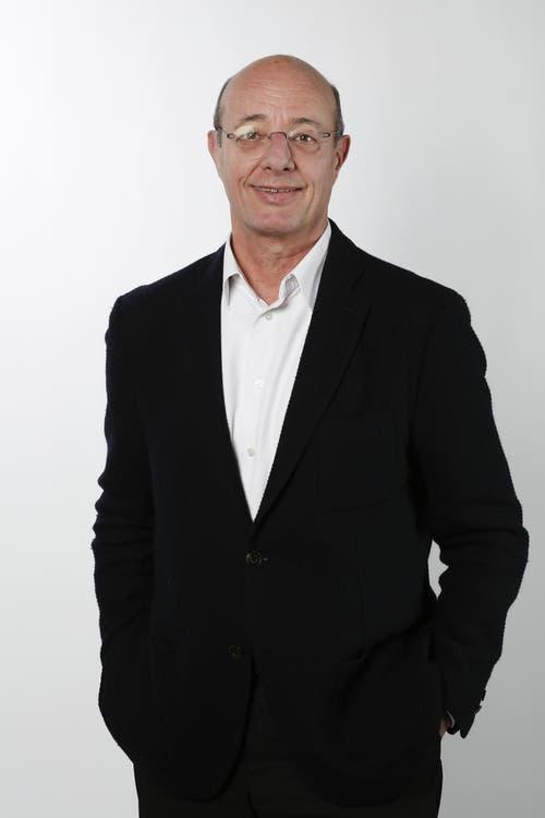 Louis Schelbert, Nationalrat (Grüne/LU): Ja (Bild: PD)