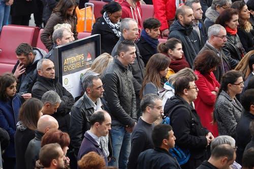 Lyon (Bild: AP / Jérôme Delay)