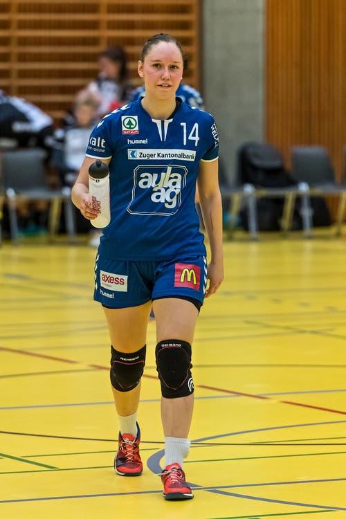Stefanie Javet. (Bild: Christian H.Hildebrand / ZZ)