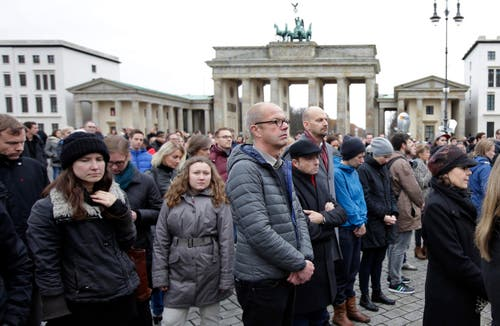 Brandenburger-Tor, Berlin (Bild: AP / Michael Sohn)